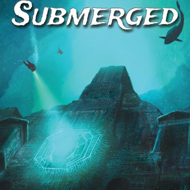 Submerged anthology cover